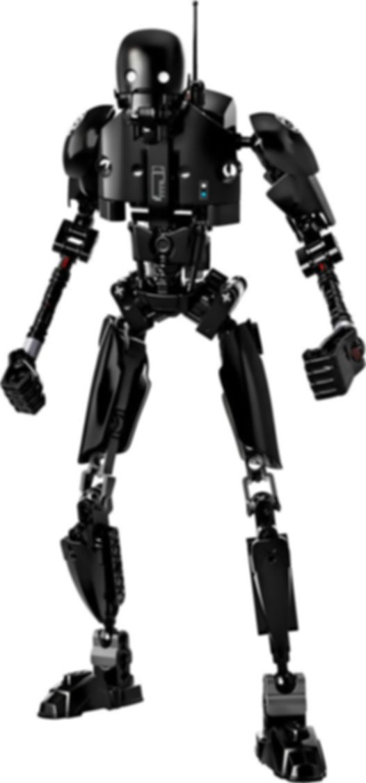 LEGO® Star Wars K-2SO™ components