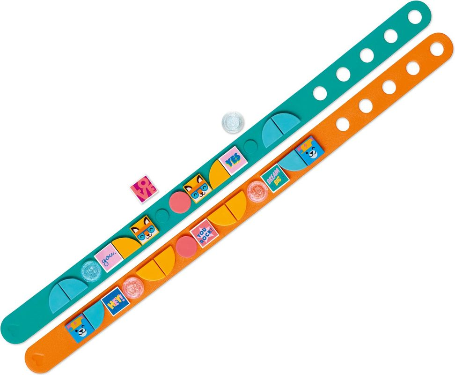 Adventure Bracelets components