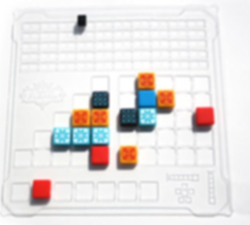 Azul: Crystal Mosaic components