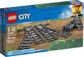 LEGO® City Switch Tracks