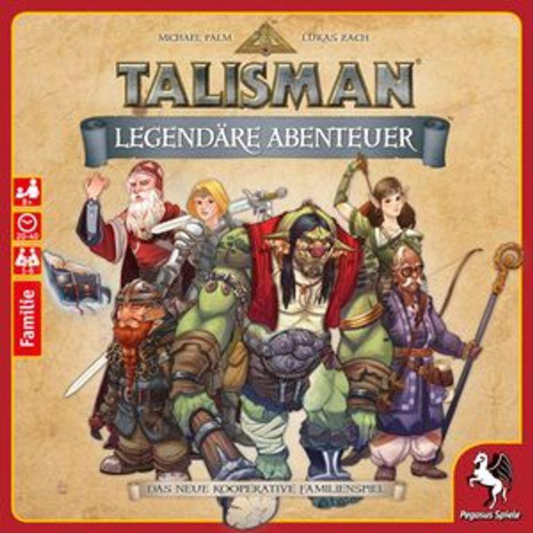 Talisman%3A+Legend%C3%A4re+Abenteuer