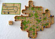 Carcassonne: The City components