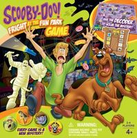 Scooby-Doo Fright at the Fun Park