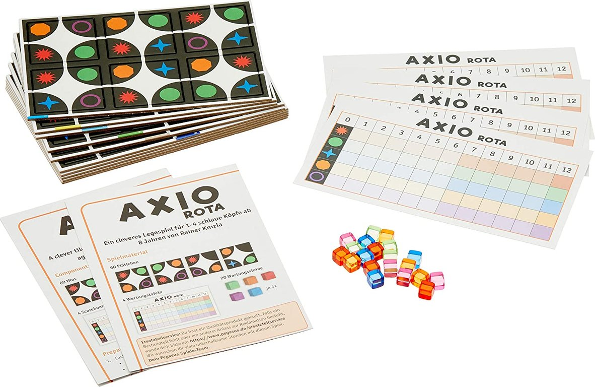 Axio Rota components