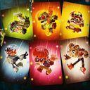 Gravity Superstar cards