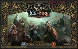 A Song of Ice & Fire: Tabletop Miniatures Game - Stark vs Lannister Starter Set