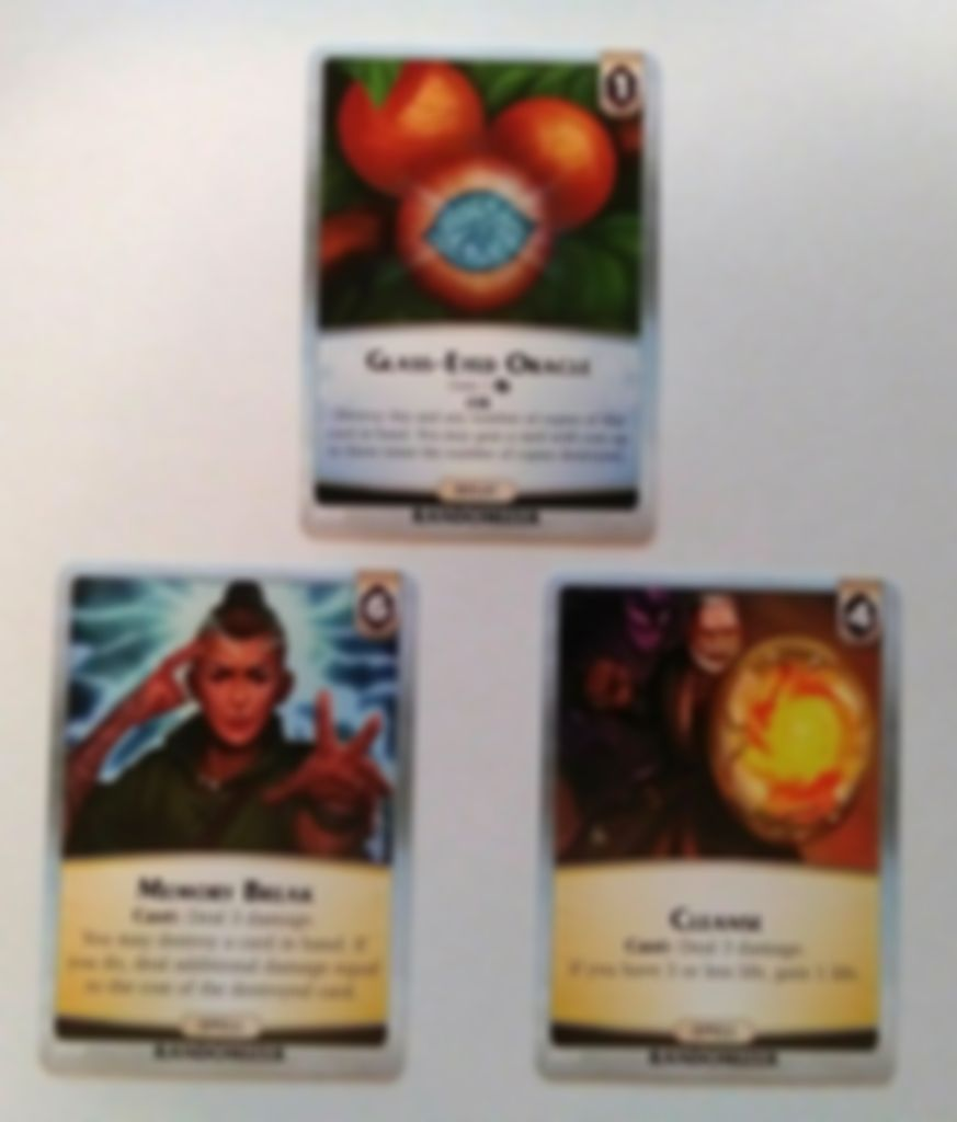 Aeon's End: Return to Gravehold cards