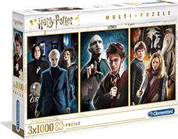 Harry Potter Multi-Puzzle