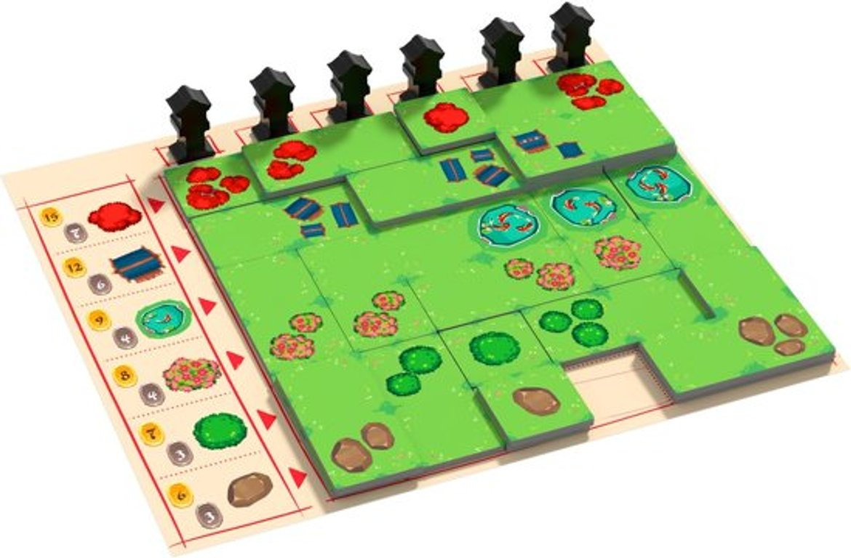 Miyabi game board