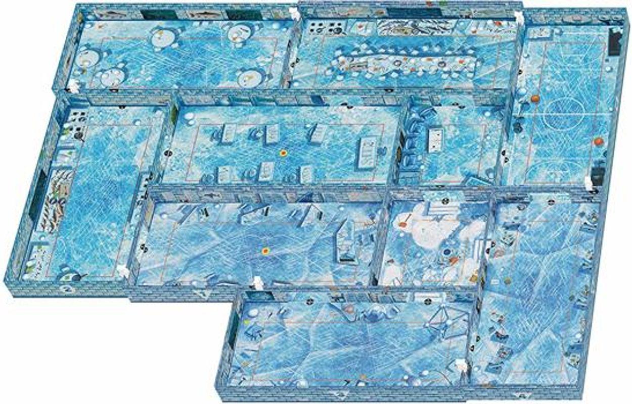 ICECOOL2 game board