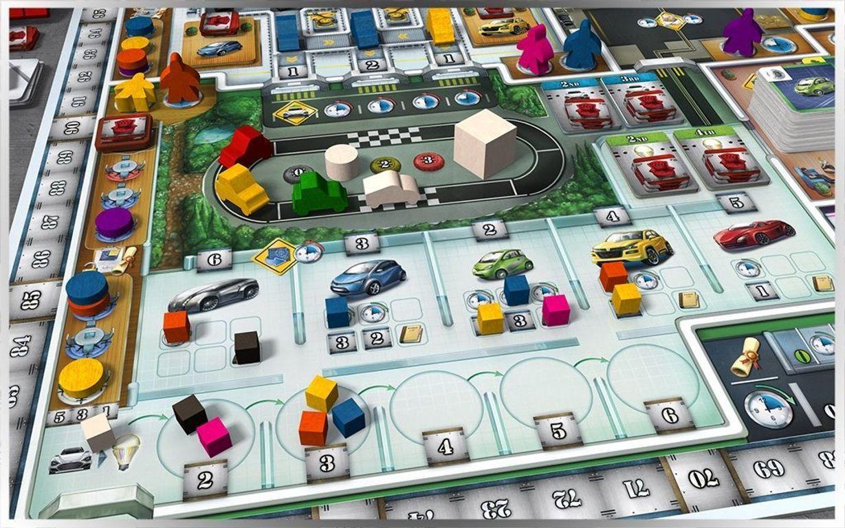 Kanban: Automotive Revolution gameplay