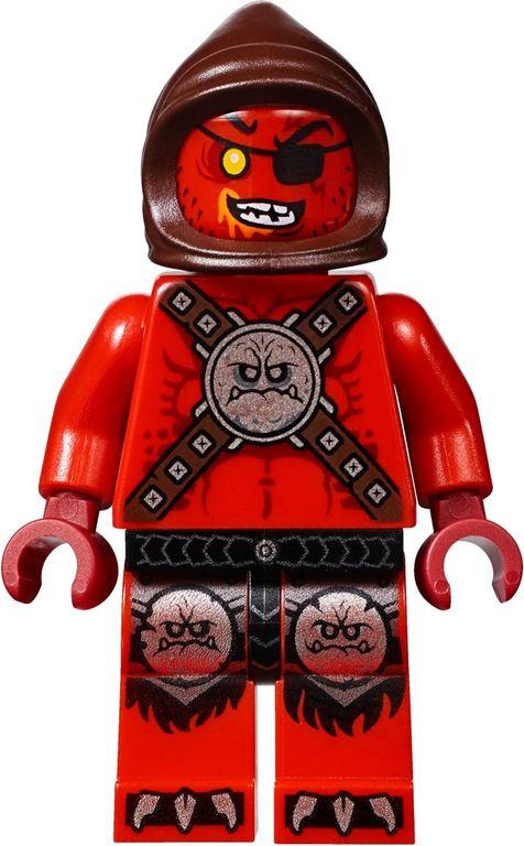 LEGO® Nexo Knights Ultimate Beast Master minifigures