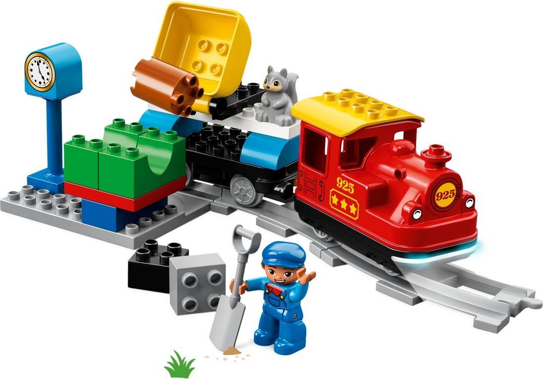 LEGO® DUPLO® Steam Train components