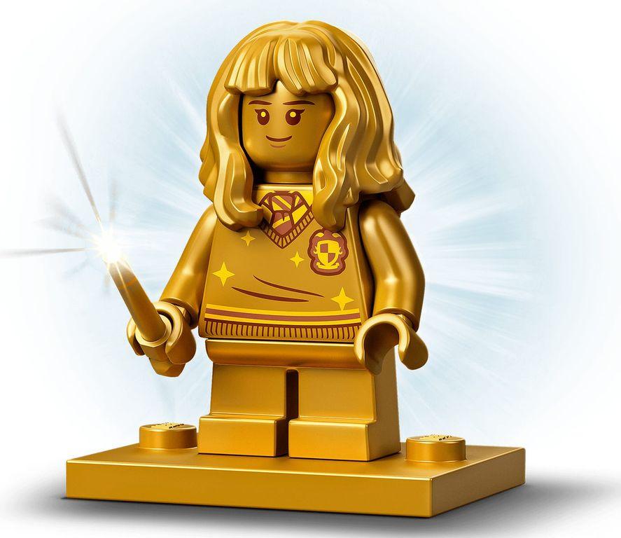LEGO® Harry Potter™ Hogwarts™: Fluffy Encounter minifigures