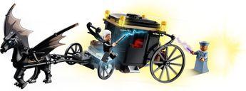 LEGO® Harry Potter Grindelwald's Escape gameplay