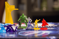 Risk: Marvel Cinematic Universe components
