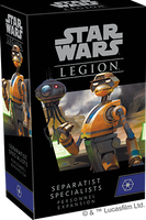 Star Wars: Legion – Separatist Specialists Personnel Expansion