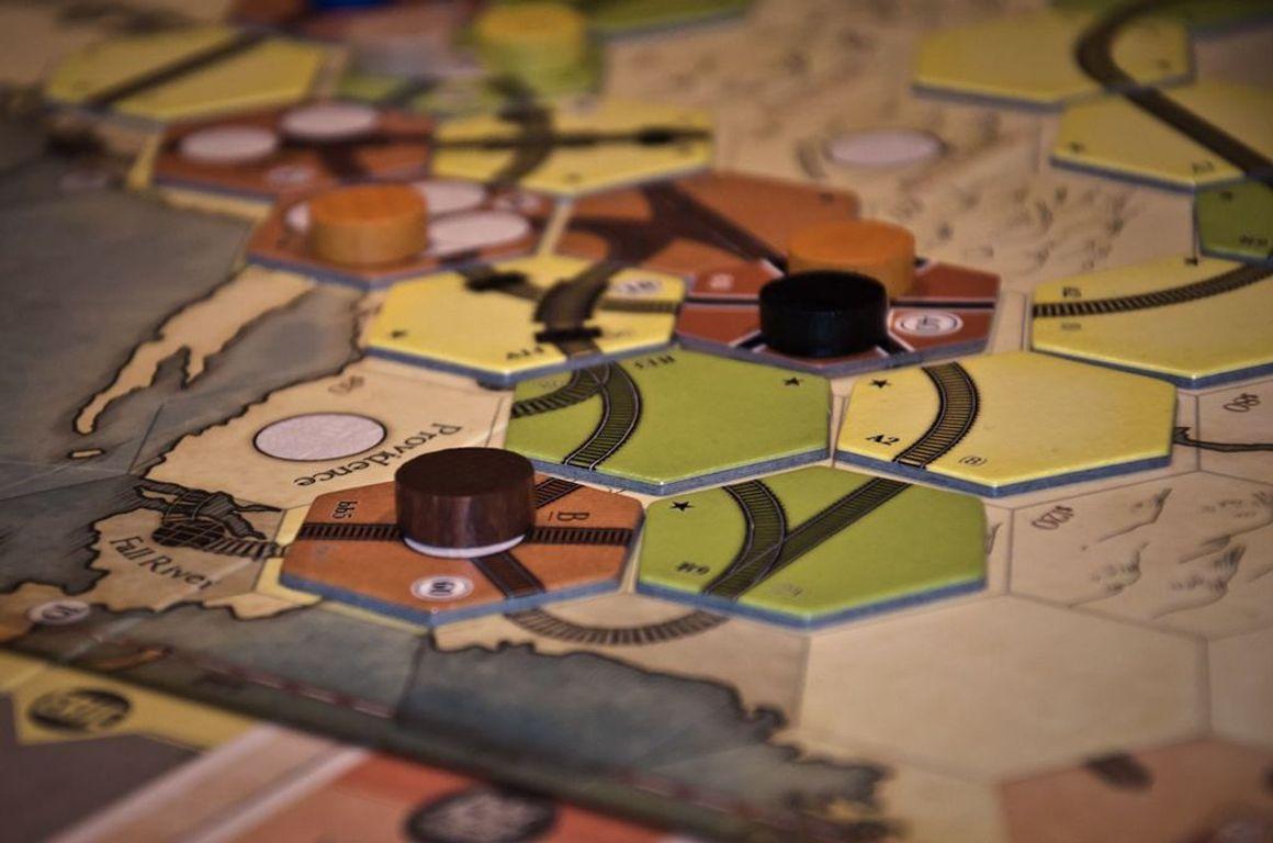 1830: Railways & Robber Barons gameplay