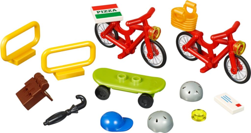 Bicycles components