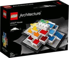 LEGO® Architecture LEGO® House