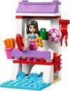 LEGO® Friends Emma's Lifeguard Post components
