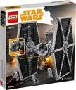 Imperial TIE Fighter™ back of the box