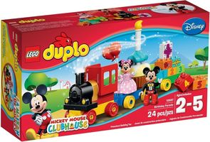 LEGO® DUPLO® Mickey & Minnie Birthday Parade