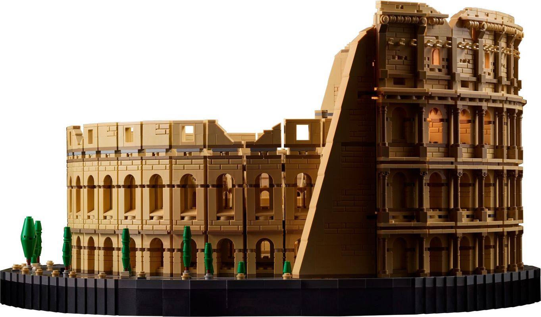 Colosseum components