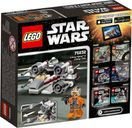 LEGO® Star Wars X-Wing Fighter back of the box