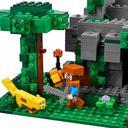 The Jungle Temple minifigures