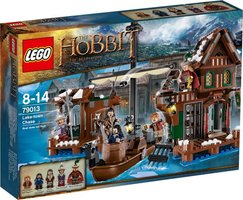LEGO® The Hobbit Lake-town chase
