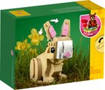 Easter Bunny back of the box
