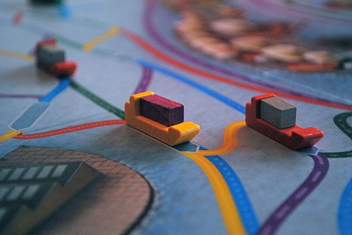 Ports of Europe: Antwerpen gameplay