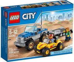 LEGO® City Dune Buggy Trailer
