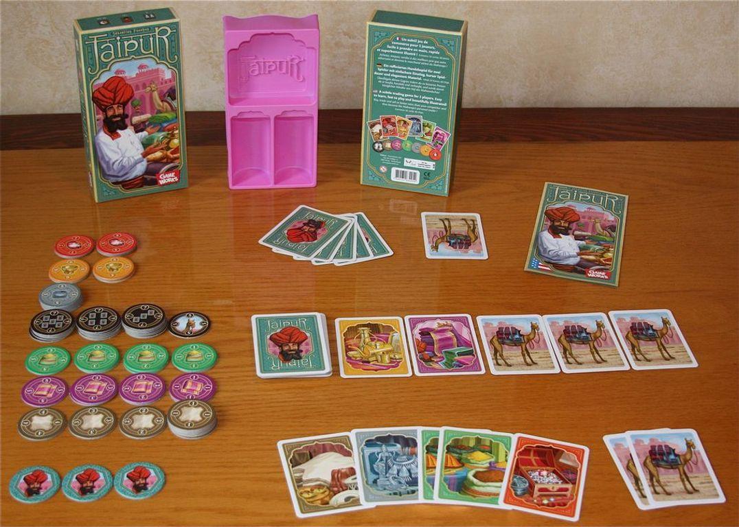 Jaipur components