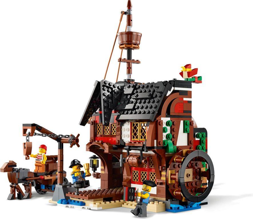 Pirates Ship alternative