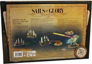 Sails of Glory back of the box