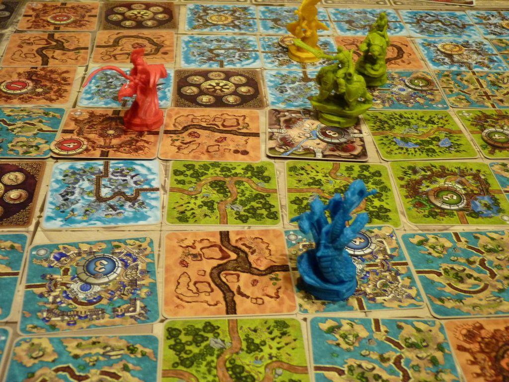 BATTALIA: The Creation gameplay