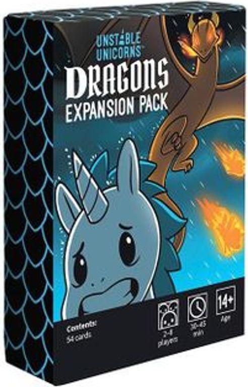 Unstable+Unicorns%3A+Dragons+Expansion+Pack