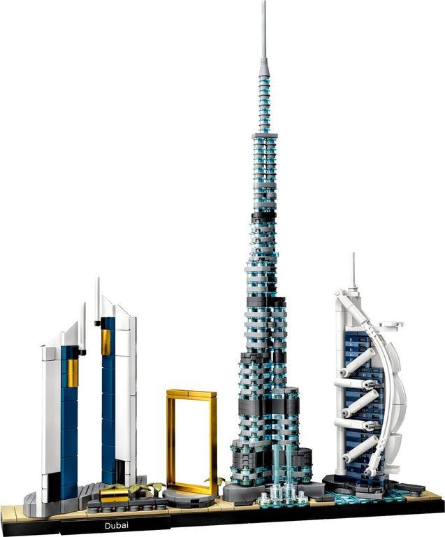 LEGO® Architecture Dubai components