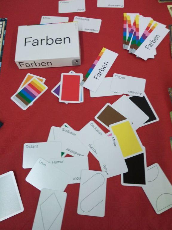 Farben components