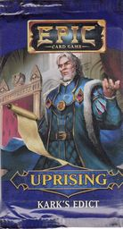 Epic Card Game: Uprising - Kark's Edict