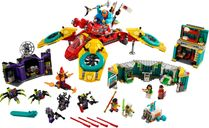 LEGO® Monkie Kid Monkie Kid's Team Dronecopter components