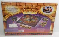 Harry Potter and the Sorcerer's Stone The Game back of the box