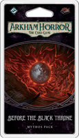 Arkham Horror: The Card Game - Before the Black Throne: Mythos Pack