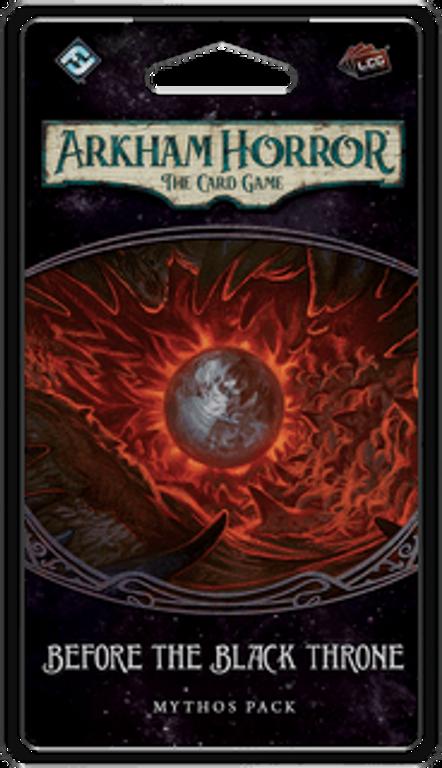 Arkham Horror: The Card Game - Before the Black Throne: Mythos Pack