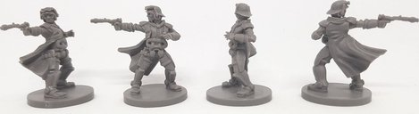 Star Wars: Imperial Assault - Heart of the Empire miniatures