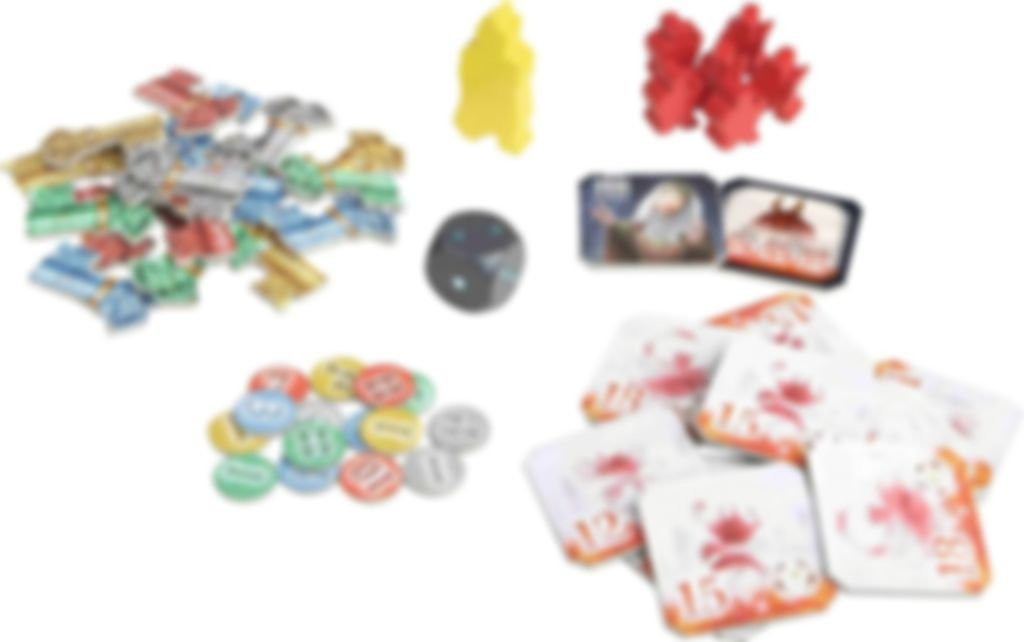 Adventure Land: King & Princess components