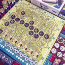 Whistle Stop game board