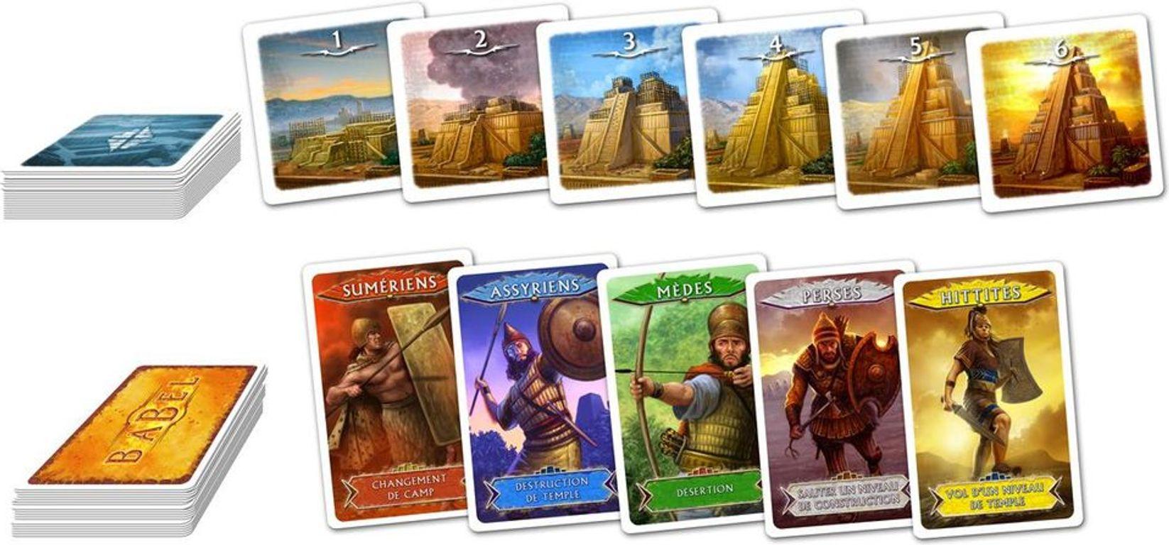 Babel cards